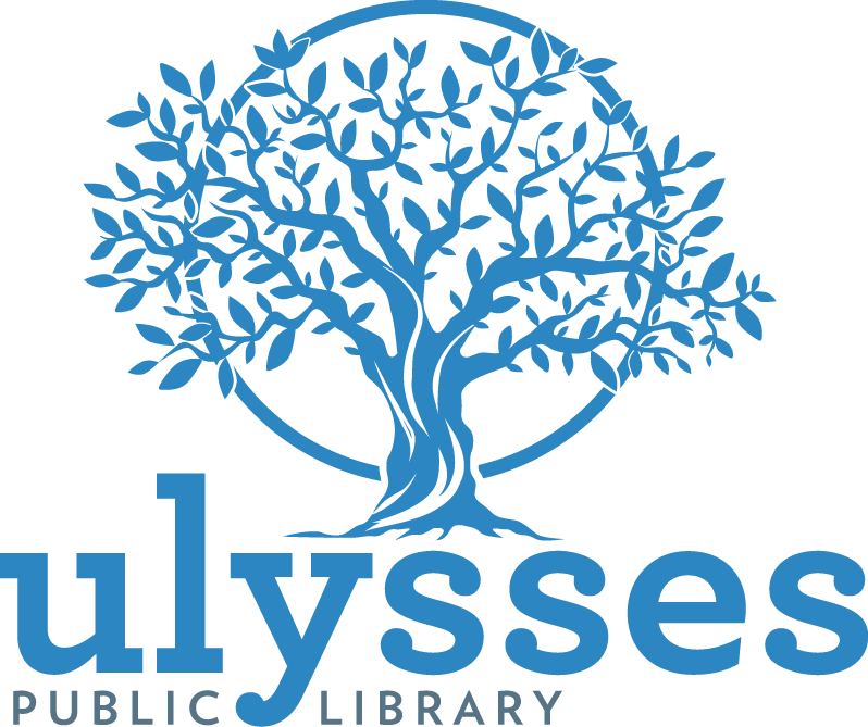 Ulysses Public Library Logo