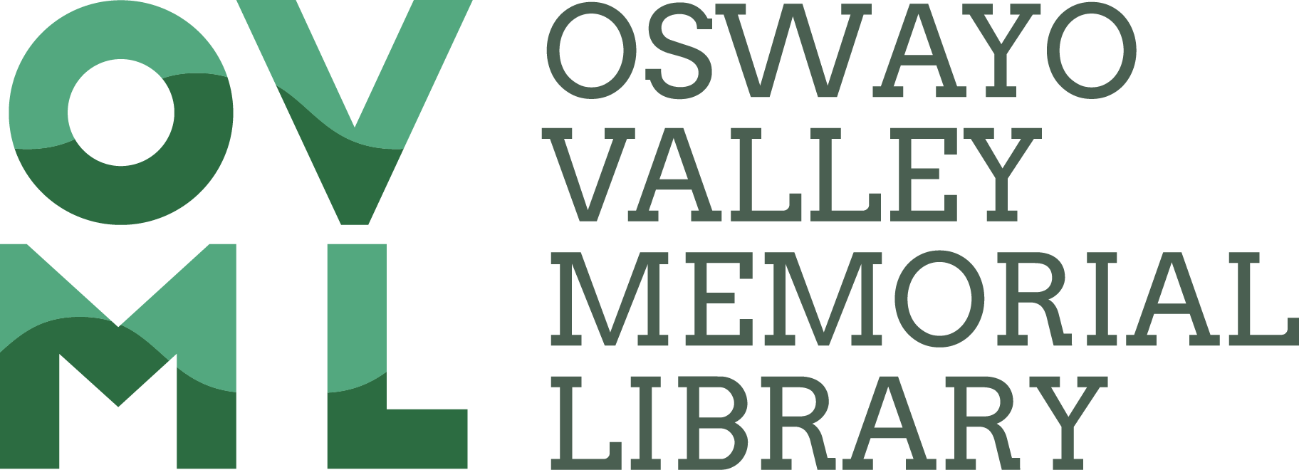 Oswayo Valley Memorial Library Logo