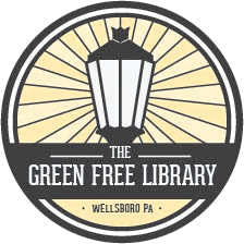 The Green Free Library Logo