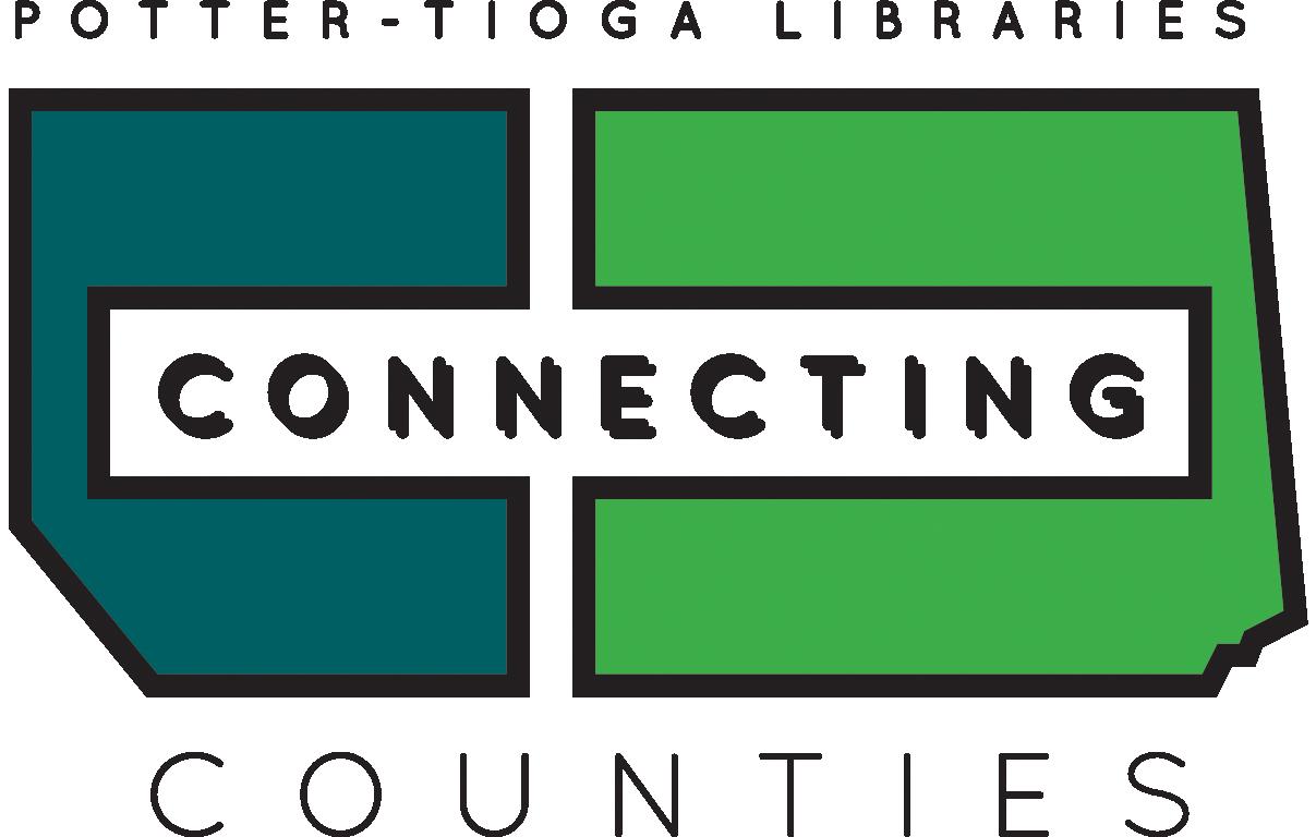 Potter Tioga Library System Logo